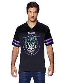 Joker Football Jersey - DC Comics