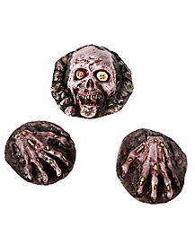 Decaying Zombie Groundbreaker Prop - Decorations