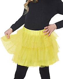 Kids Yellow Tutu