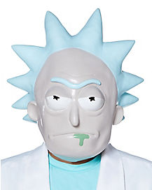 rick mask rick and morty - Halloween Store New Jersey