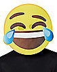 LOL Emoji Half Mask