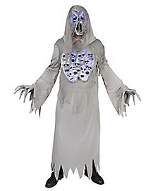 Adult Light Up Wailing Spirit Costume