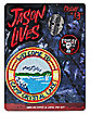 Jason Pin Patch Set - Friday the 13th