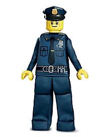 Kids Lego Police Officer Costume - LEGO