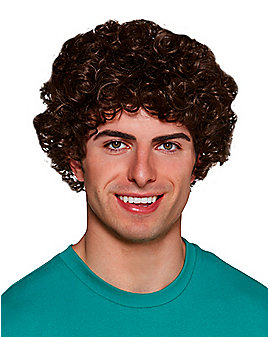 Dustin Henderson Wig - Stranger Things