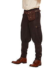 adult steampunk pants - Classic Mens Halloween Costumes