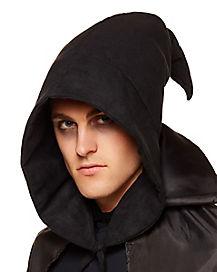 Black Cowl Hood