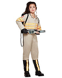Kids Ghostbusters One Piece Costume - Ghostbusters