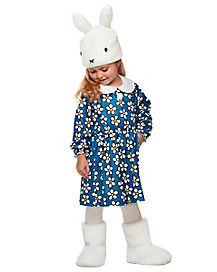 Toddler Miffy Costume - Miffy