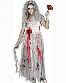Girls Zombies Halloween Costumes Spirithalloween Com