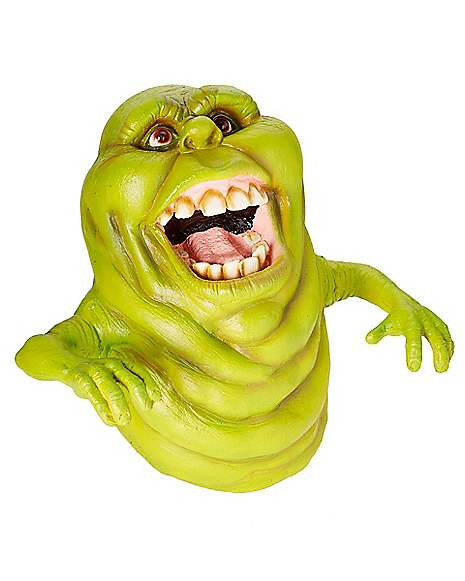 17 Inch Hanging Slimer Decorations Ghostbusters Classic Spirithalloween Com
