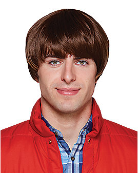 Will Byers Wig - Stranger Things