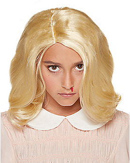 Kids Eleven Wig - Stranger Things