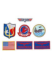 Top Gun Patch Set - Top Gun