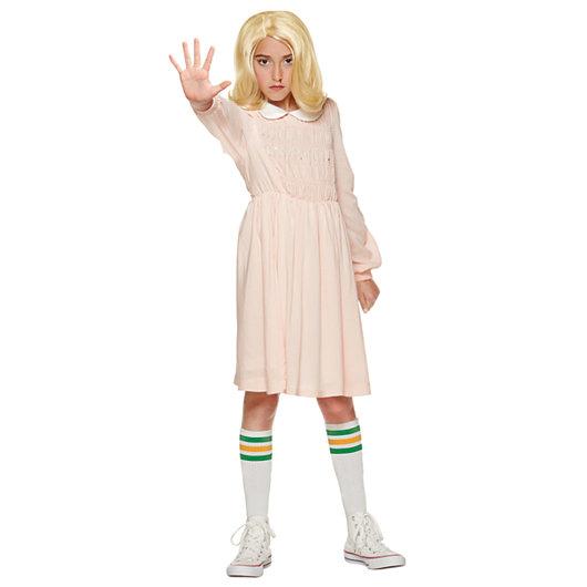 Kids Eleven Dress Costume - Stranger Things