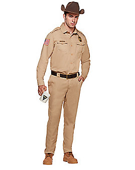 Adult Jim Hopper Costume – Stranger Things
