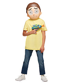 Teen Morty Costume - Rick and Morty