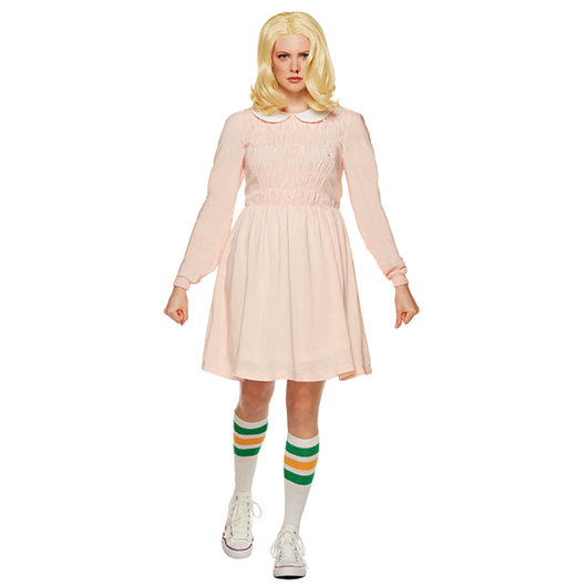 Adult Replica Eleven Costume - Stranger Things