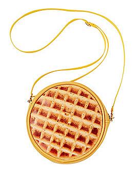 Waffle Purse