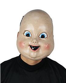 birthday baby mask - Creepy Masks For Halloween