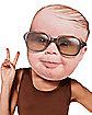Balding Baby Half Mask