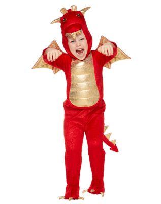 Boys Dragon Rider Medieval Costume size M//L 3T-6T