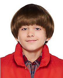 Teen Will Wig - Stranger Things