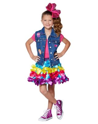 Kids Jojo Siwa Costume Kit Nickelodeon Spirithalloween