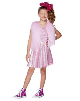 JoJo Siwa Childs Kid in Candy Store Costume X-Small