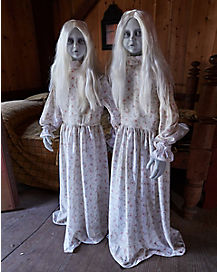 4.5 Ft Double Trouble Animatronics - Decorations