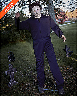 6 Ft Michael Myers Animatronics Decorations – Halloween H20