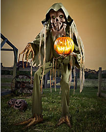 7.1 Ft Nightmare Harvester Animatronics – Decorations