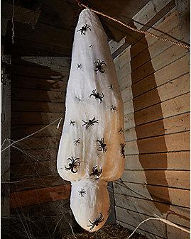 5.5 Ft Cocooned Corpse Animatronic – Decorations