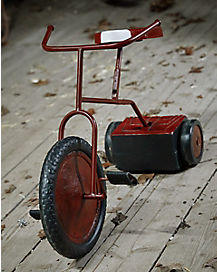 16 Inch Ghostly Tricycle Animatronics - Decorations