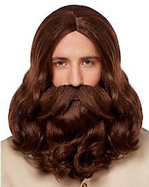 Wig and Beard