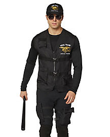 Seal Team Costume Kit