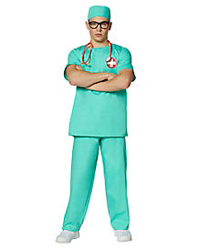 Adult ER Surgeon Costume