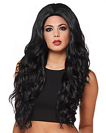 Black Fashion Wig