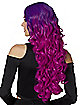 Pink and Purple Curls Wig