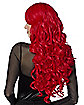 Red Curls Wig - The Signature Collection