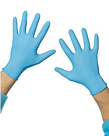 Nurse Rubber Gloves
