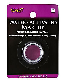 Purple Water Activated Makeup