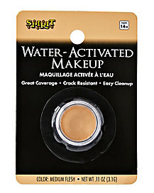 Medium Skin Tone Water Activated Makeup