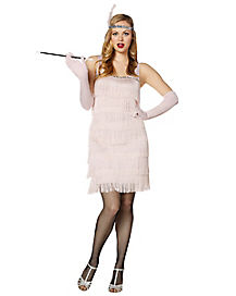 Adult Fancy Flapper Costume