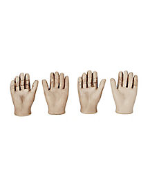 Doll Hands - 4 Pack