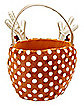 Deer Plush Treat Bucket