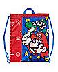 Super Mario Bros. Cinch Bag - Nintendo