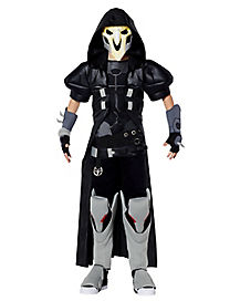 Kids Reaper Costume - Overwatch
