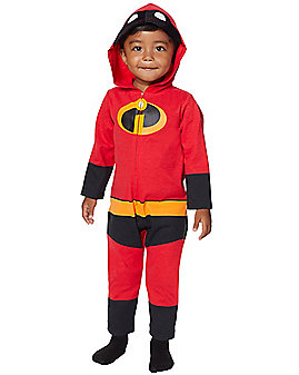 Baby Incredibles Coveralls - Disney