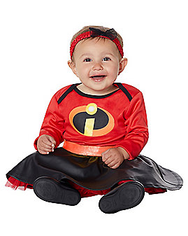 Baby The Incredibles Dress - Disney